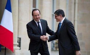 Ils sont les plus gros investisseurs étrangers en France, mais peut-être aussi les plus méfiants: le président François Hollande aura fort à faire pour convaincre les Américains de participer à la relance de l'économie française.