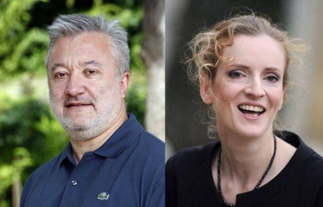 """Le maire PS de Marcoussis (Essonne) Olivier Thomas, rival malheureux de Nathalie Kosciusko-Morizet aux législatives, a annoncé mercredi son intention de déposer plainte en diffamation contre elle, lui reprochant des propos """"mensongers"""" sur le soutien du FN à sa candidature."""