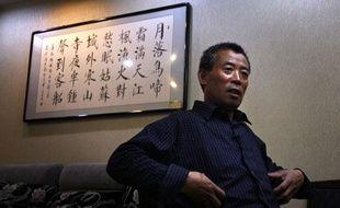 Chen Guangfu, le frère aîné du dissident chinois Chen  Guangcheng, à Pékin le 23 mai 2012.