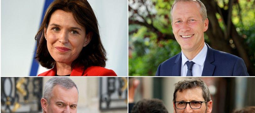 Christelle Morançais, Guillaume Garot, François de Rugy et Matthieu Orphelin devraient se disputer, avec le RN, la présidence de la région Pays-de-la-Loire.