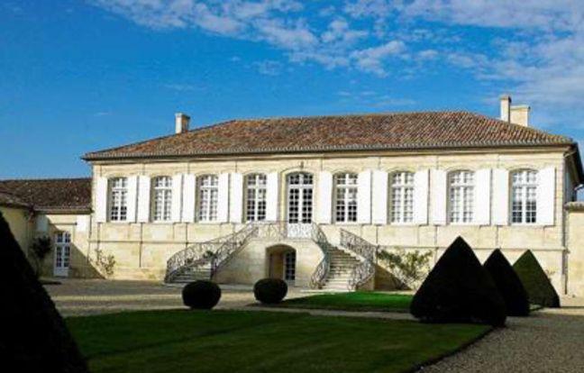 Le château La Lagune, en Haut-Médoc, est composé d'une belle chartreuse du XVIè siècle