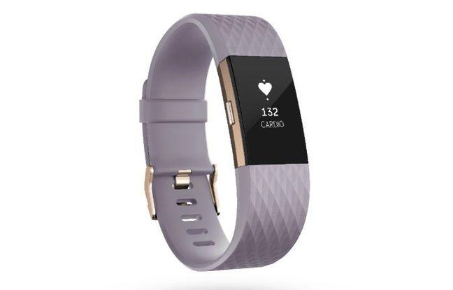 Le Charge 2, de Fitbit.