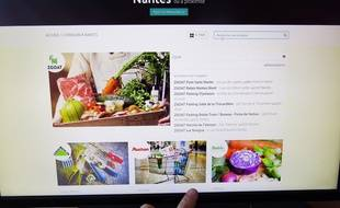 La plateforme Web Shopopop propose des livraisons effectuées par des livreurs amateurs.