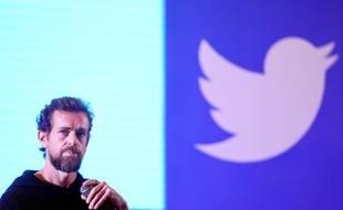 Jack Dorsey, patron et fondateur du réseau social Twitter