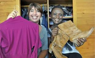 Delphine et Maxime vous proposent d'échanger vos vêtements et accessoires.