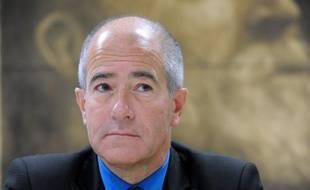Le sénateur Christian Bourquin (PS), président du conseil régional du Languedoc-Roussillon.