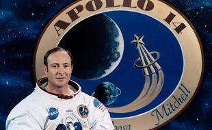 Edgar Mitchell (1930-2016) est officiellement le sixième homme à avoir marché sur la Lune.