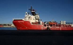Le navire de SOS Méditerranée