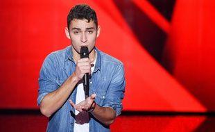 Tarik, candidat de The Voice.