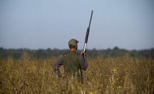 Illustration. Le 16 septembre 2012. Partie de chasse a Maisoncelles-en-Gatinais. V. WARTNER/20 MINUTES