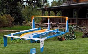 Le drone Amazon Prime Air.