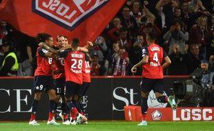 Calendrier Ligue 1 Losc.Losc Bordeaux Facile Vainqueur De Bordeaux 3 0 Le Losc