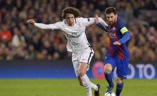 Rabiot intéresse le FC Barcelone.