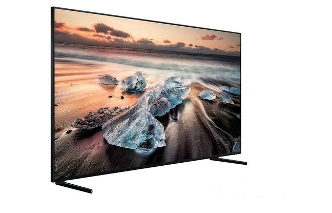 Les téléviseurs 8K de Samsung lancés en octobre à partir de 5.000 euros.