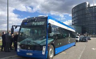 Alstom vend ses premiers bus électriques à Strasbourg