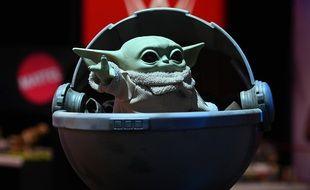 Baby Yoda, bien belle mascotte de Disney+