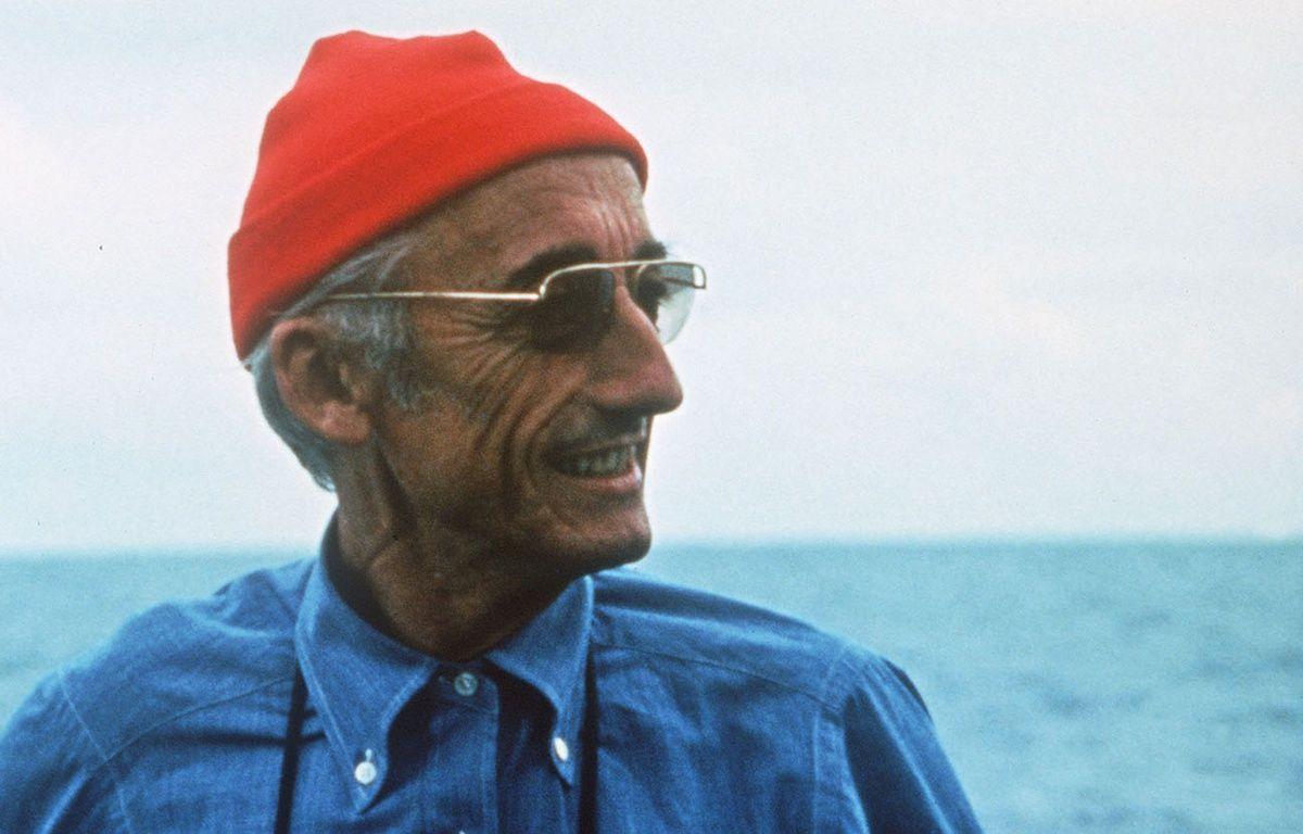 Le commandant Cousteau – AFP