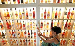 Le rosé déteint cet été sur toutes les boissons alcoolisées