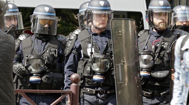 Video pr s de 82 des fran ais ont une bonne opinion de for Police nationale lille