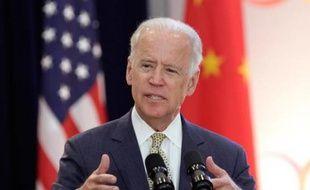 Le vice-président des Etats-Unis Joe Biden, le 23 juin 2015 à Washington DC