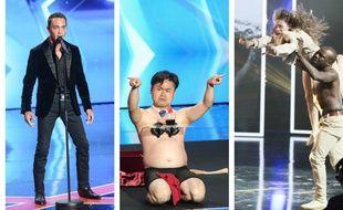 Jean-Baptiste Guégan, Kazuhisa Uekusa et le duo Nadia et Dakota sont trois des finalistes de la saison 13 de «La France a un incroyable talent».