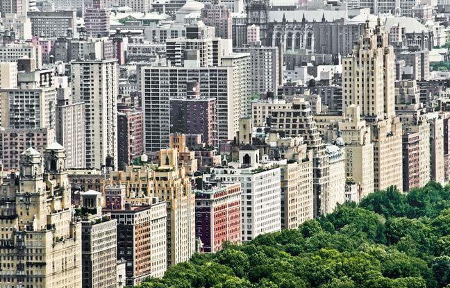 video new york des logements sociaux dans une r sidence de luxe. Black Bedroom Furniture Sets. Home Design Ideas