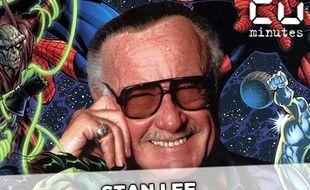 Stan Lee est décédé lundi 12 novembre 2018.