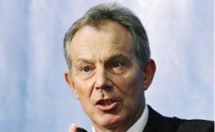 L'ancien Premier ministre britannique Tony Blair a longtempsété le favori.