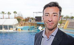 Arnaud Palu a pris ses fonctions en janvier à la tête de Marineland