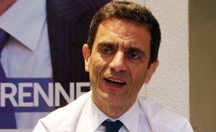 Le candidat UDI à Rennes Bruno Chavanat.