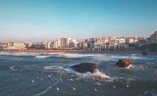 C'est la deuxième fois que Biarritz accueille les championnats du monde.