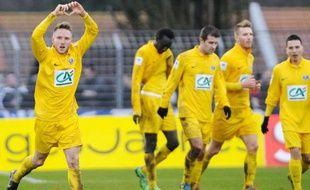 Lyon, L1 et tenant du titre, a été éliminé (3-3 a.p.; 4 t.a.b à 2) par Epinal (National/3e division) dimanche en 32e de finale de Coupe de France.