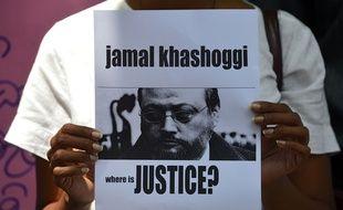 Le journaliste et opposant Jamal Khashoggi a été tué dans le consulat d'Arabie saoudite en Turquie le 2 octobre 2018.
