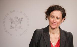 La secrétaire d'Etat à la Transition écologique Emmanuelle Wargon
