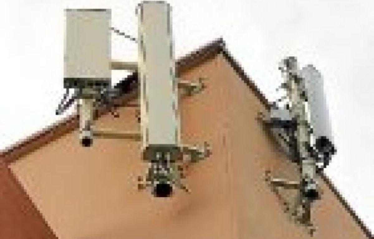 L'agglo compte près de 400 antennes. –  F. SCHEIBER / 20 MINUTES