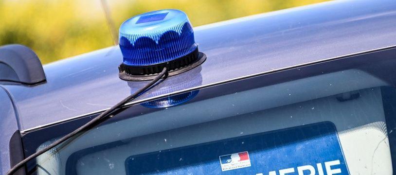 Un véhicule de la gendarmerie nationale. (illustration)