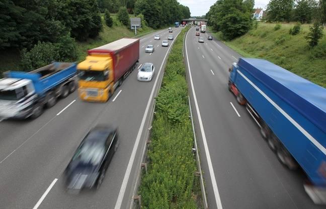 648x415 strasbourg le 11 07 2012 circulation sur l autoroute a4 au niveau de souffelweyersheim alsace