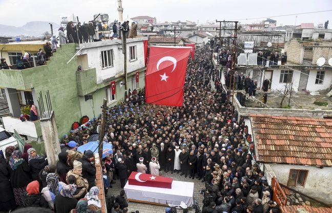 Syrie: La Turquie confirme une offensive, deux avions du régime abattus