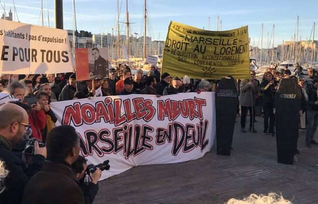 Marseille: Kevin Vacher, une figure du collectif du 5novembre placé en garde à vue