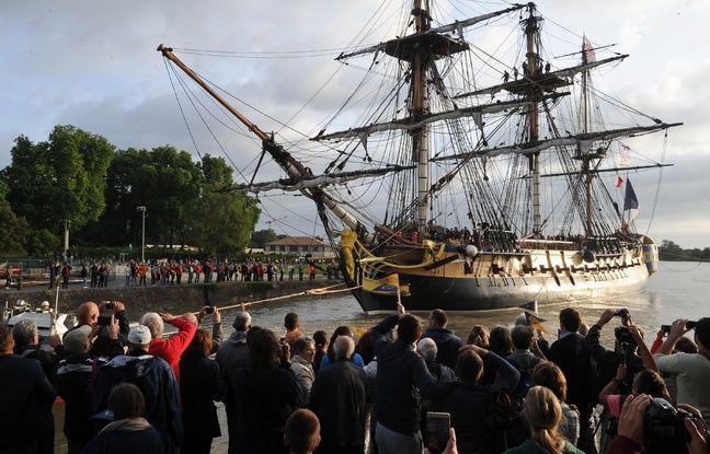 Nantes et Saint-Nazaire: La fête nautique Débord de Loire crée l'événement jusqu'à dimanche