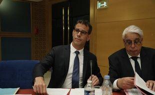 Yann Drouet, ancien directeur de cabinet du préfet de police.