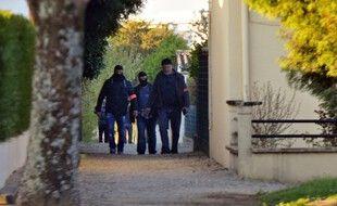 La police nationale a fermé le parc après les coups de fe (image d'illustration)