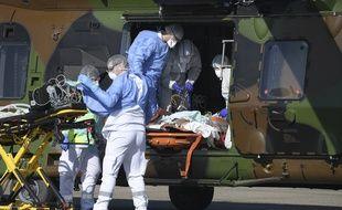Parmi les six malades à bord des hélicoptères, deux patients de Saverne ont été transférés près de Francfort.