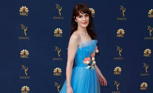 L'actrice Michelle Dockery