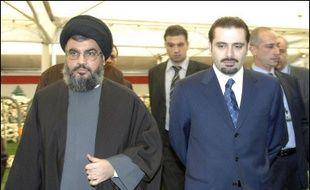 La majorité parlementaire antisyrienne, menée par Saad Hariri, fils de l'ancien Premier ministre assassiné, a estimé que les nouvelles dispositions du Hezbollah et d'Amal à discuter du sort du président Lahoud signifiait que ces partis ne considèrent plus comme un tabou son maintien à la tête de l'Etat.