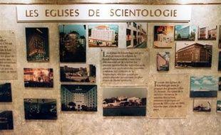 """Au terme de vingt-cinq années de procédure, la justice française a rendu courant octobre une ordonnance de non-lieu en faveur de membres de l'église de Scientologie accusés """"d'escroquerie et d'exercice illégale de la médecine"""", a-t-on appris mercredi de source judiciaire."""