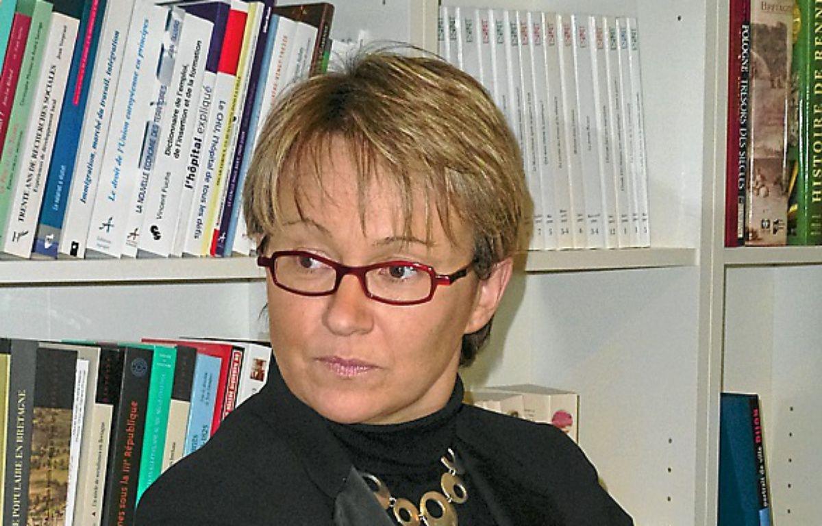 Sauf énorme surprise, Nathalie Appéré devrait conduire la liste PS. – ARCHIVES J. GICQUEL / APEI / 20 MINUTES