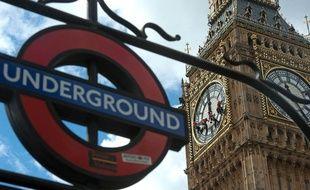 Illustration Big Ben, à Londres