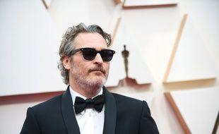 L'acteur Joaquin Phoenix