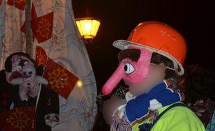 Le Karnaval des gueux, en 2013.
